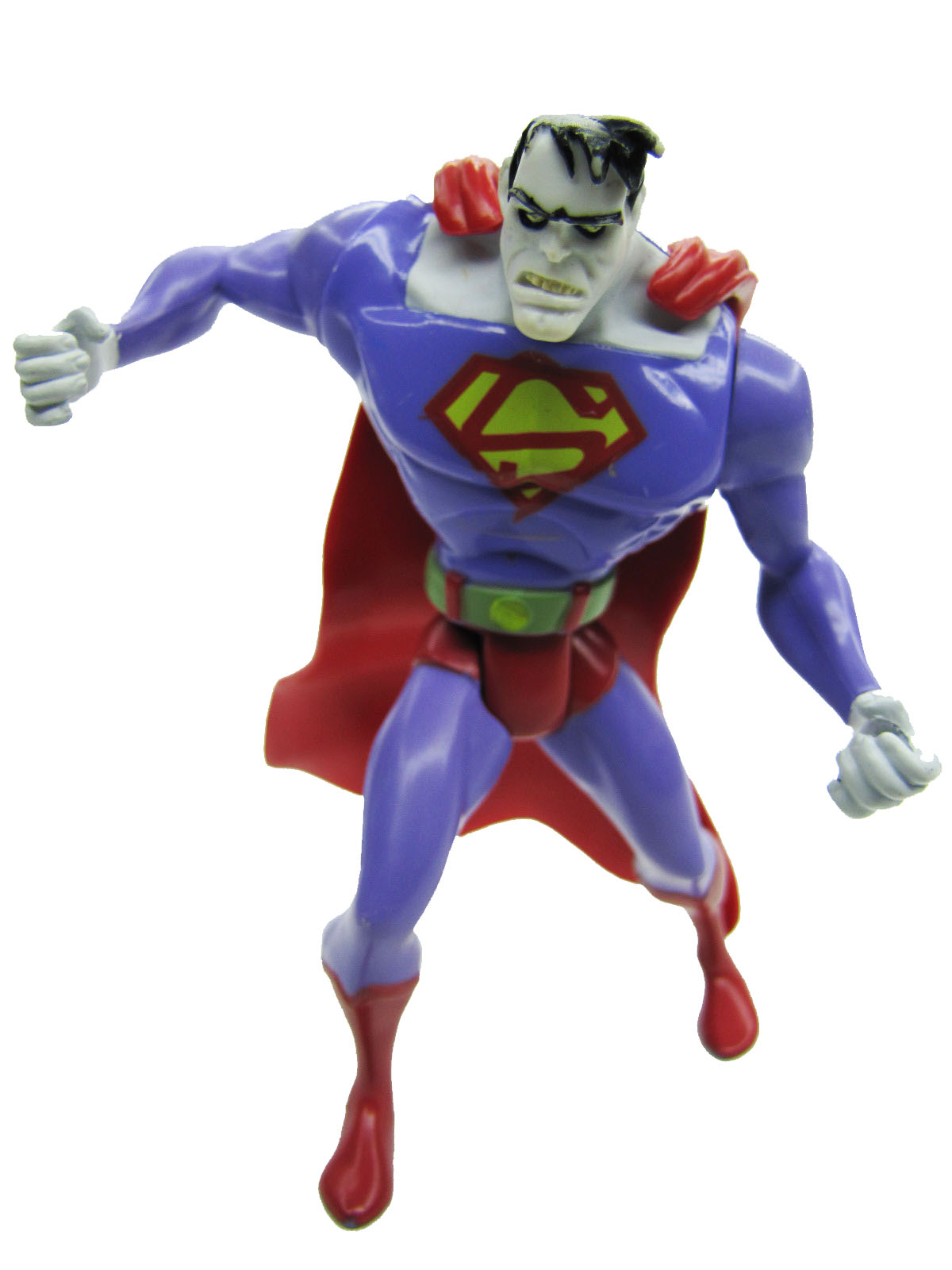 Superman Animated Series Bizzaro Complete